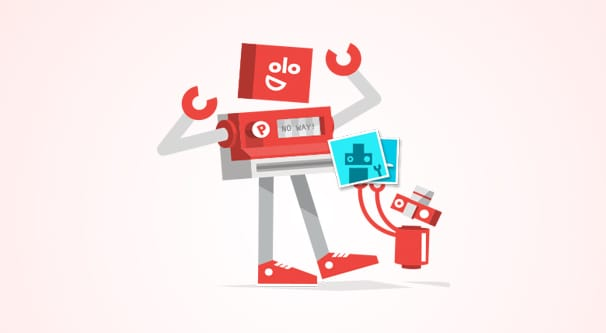 Instagram Bot Illustration